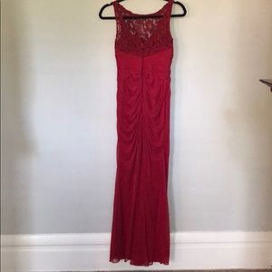 David's Bridal Dresses - Floor length bridesmaid/ prom dress.